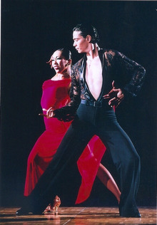 岩倉ダンススクール  ~赤坂見附の社交ダンス教室~ -Rumba