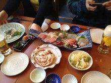 $東京で、魚好きしか来店しない店、魚料理『三代目魚熊』で働くスタッフゆりのブログ-新年会