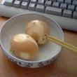ゆで卵やないか!