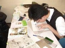 漫画イラストの描き方実践指導 | 漫画の学校「日本マンガ塾」のブログ-20120224-04