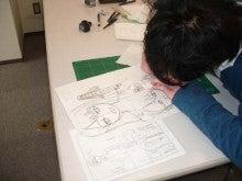 漫画イラストの描き方実践指導 | 漫画の学校「日本マンガ塾」のブログ-20110224-03
