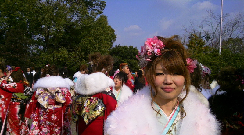 $ 美肌美髪応援ブログ-成人式