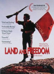 「映画 大地と自由」の画像検索結果