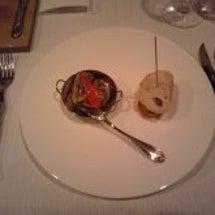フランス料理食べてき…