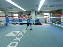 $拳闘日記/AKIRAの拳に夢を乗せて
