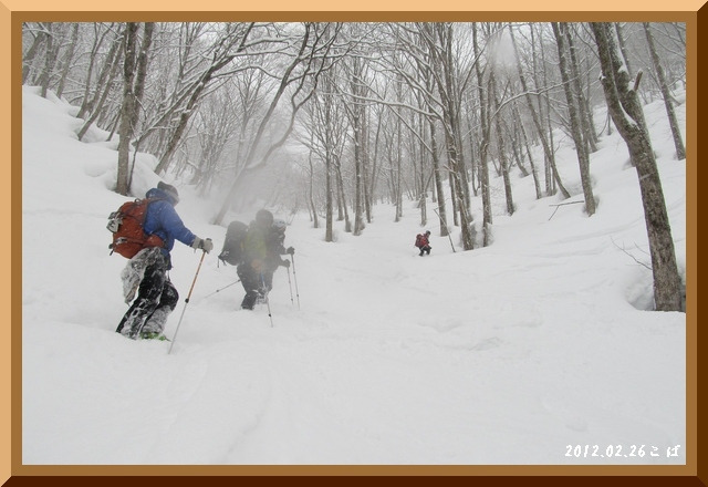 ロフトで綴る山と山スキー-0226_1525