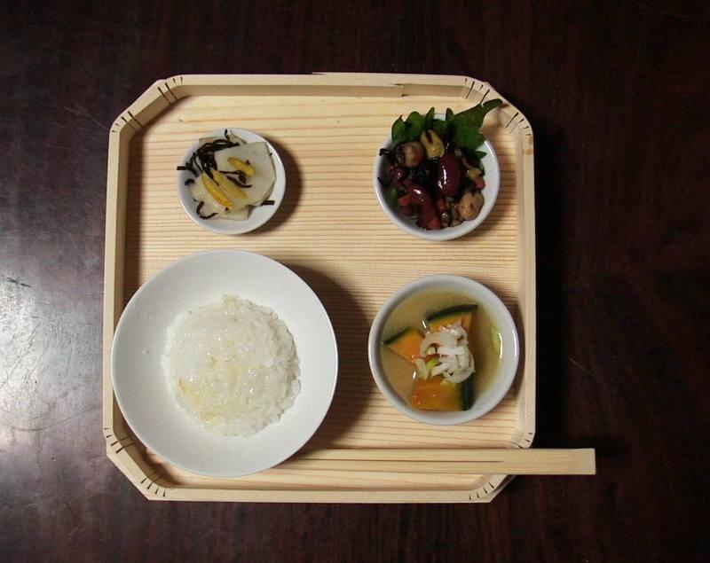 おまけ道@琵琶湖畔で実家生活♪ポテチンっ♪-20120224
