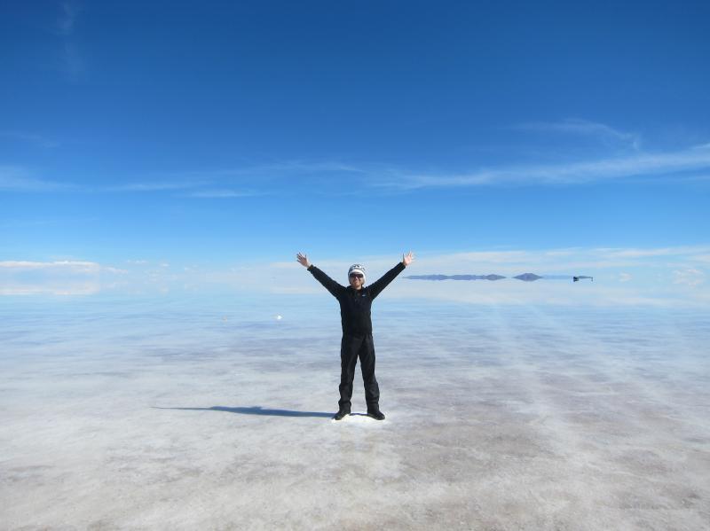 世界を旅する年収1億スーパーアフィリエイター 川島和正オフィシャルブログ Powered by Ameba-Uyuni,Bolivia2-5