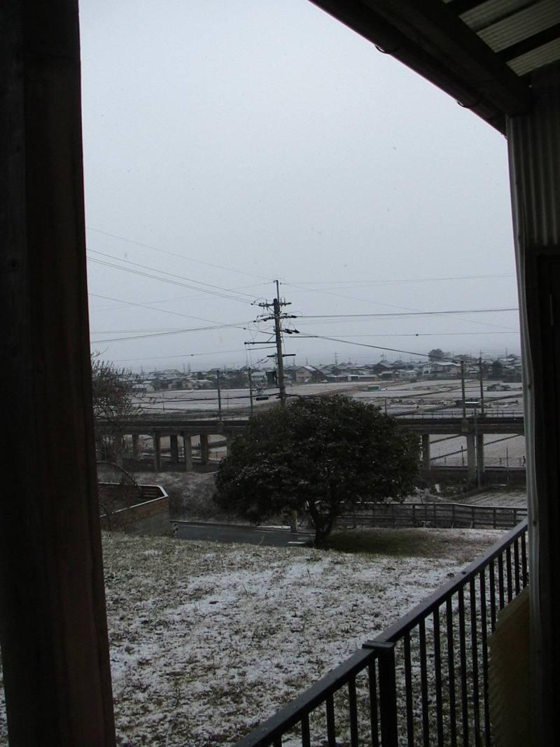 おまけ道@琵琶湖畔で実家生活♪ポテチンっ♪-20120227