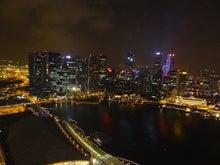 良いサービス・悪いサービスについて考えています-マリーナベイサンズkudetaから見たシンガポール夜景