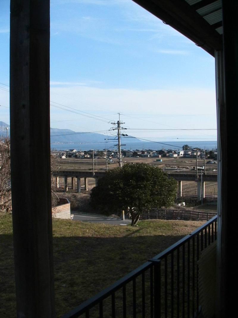 おまけ道@琵琶湖畔で実家生活♪ポテチンっ♪-20120228
