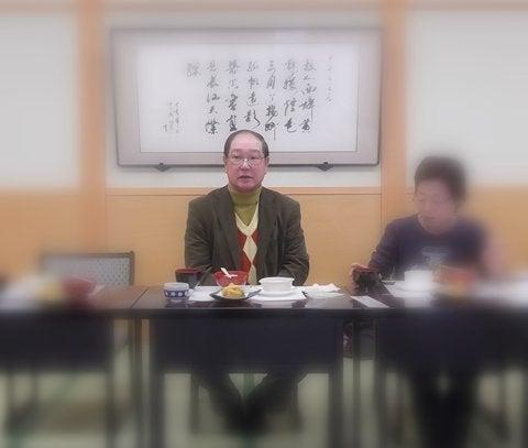 やつお食談議のブログ-吉田屋_山本さん