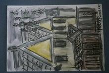 画家さんのブログ-津和野(横より)