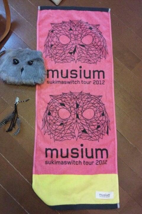 スキマスイッチ TOUR 2012 musium 岐阜公演」 | 「けいちゃん」の ...