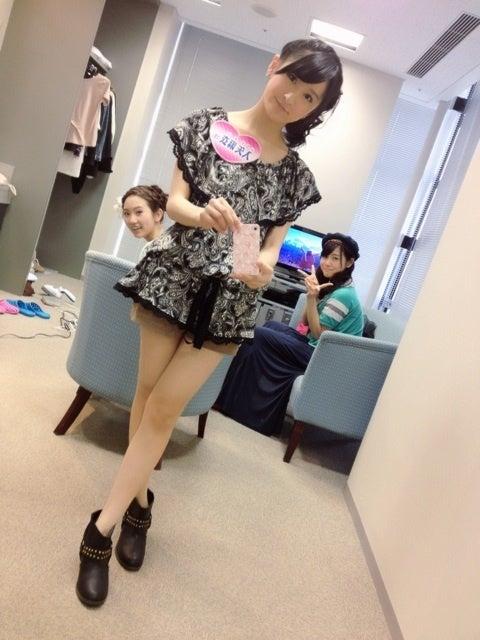 入矢麻衣さんのコスチューム
