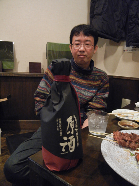 高宮駅から5分・魚が美味しい隠れ家居酒屋「食季楽・風香」-1079