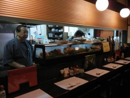 高宮駅から5分・魚が美味しい隠れ家居酒屋「食季楽・風香」-1013