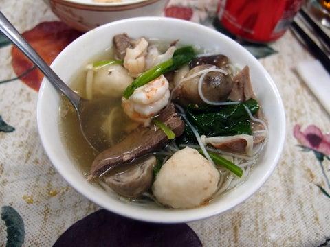 ベトナム(ホーチミン)の旅行について-ベトナムのお鍋