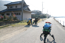 $歩き人ふみの徒歩世界旅行 日本・台湾編-あがりさんと