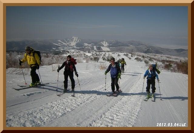 ロフトで綴る山と山スキー-0304_0918