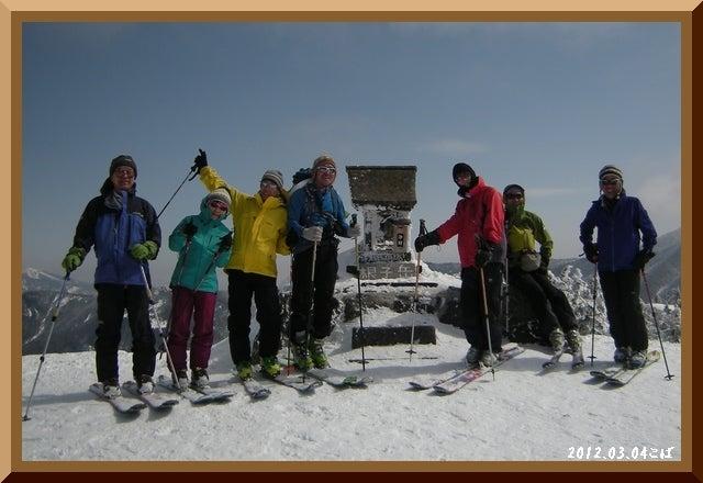 ロフトで綴る山と山スキー-0304_1055