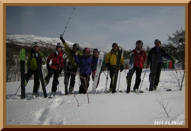 ロフトで綴る山と山スキー-0304_1313