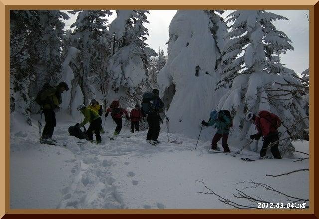 ロフトで綴る山と山スキー-0304_1227