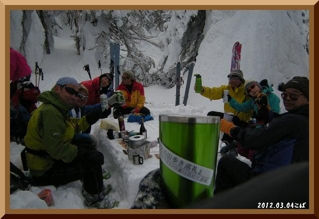 ロフトで綴る山と山スキー-0304_1117