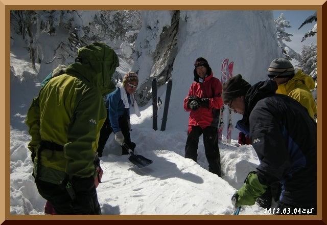 ロフトで綴る山と山スキー-0304_1107