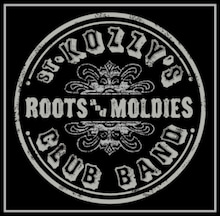銀座Bar ZEPマスターの独り言-St. KOZZY'S ROOTS AND MOLDIES CLUB BAND