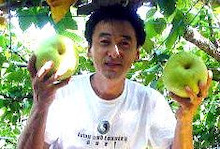 園長のブログ-かおり梨