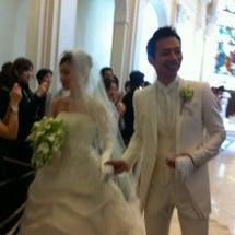 相方の結婚式