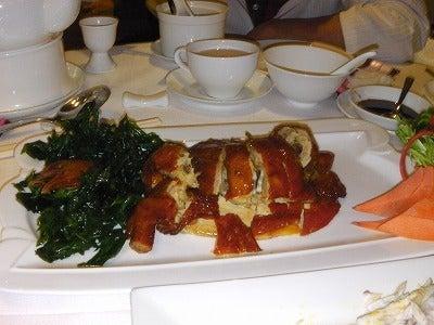 北京大学に短期留学をしました。-唐揚げ