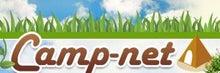 $軽キャンパーファンに捧ぐ 軽キャン◎得情報-キャンプネットロゴ