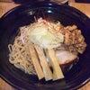 2012年 蛙~かえる~的ベスト麺……その11(汁なし)の画像