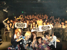 NEXX CHISA Official Blog 紫電★綴りずむ@改