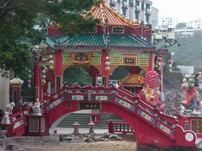 $北京大学に短期留学をしました。-レパルスベイ長寿橋