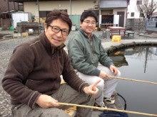 週末アソビナビ』で釣り行った! | 辻よしなり オフィシャルブログ ...