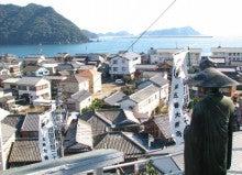 自然、戦跡、ときどき龍馬-大善寺から見下ろす須崎の街