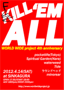 WORLD WIDE project SINKAGURAのブログ