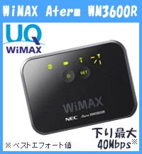 e-caWiMAX3600R