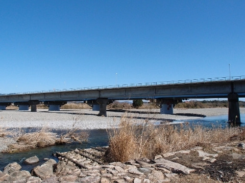 ekiShで乗り鉄-海部川橋梁83