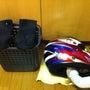 ヘルメットのお洗濯