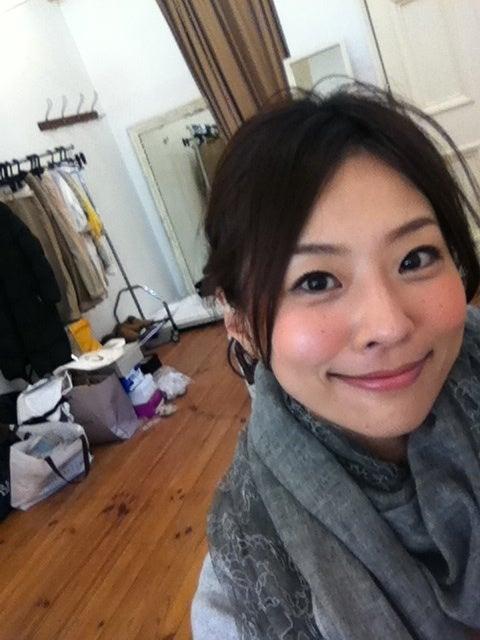 五明祐子の微笑み画像