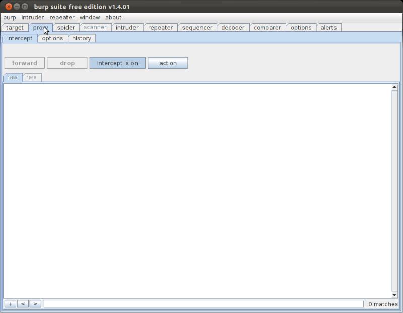 サイバーエージェント 公式エンジニアブログ-proxy タブを選択した画面
