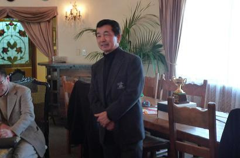 泉友会事務局長のブログ