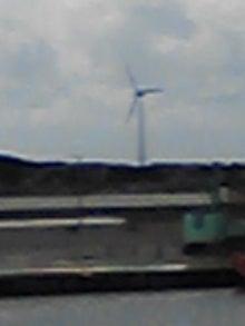 ちょんちゃん♪らが仙台を中心に放射線量を測定します。-12.3.10酒田風力発電10機