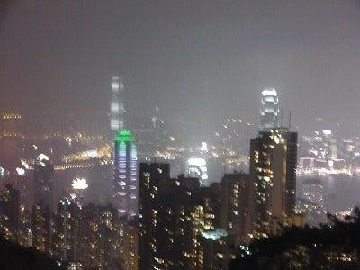 北京大学に短期留学をしました。-夜景