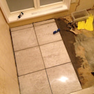 洗面所の床を大理石に変えましたの記事より