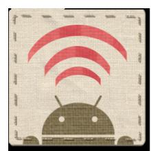 赤外線通信のアイコン Andro Home